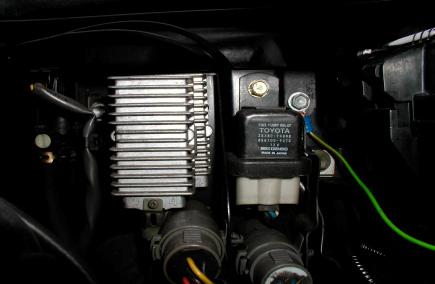 mk3 supra fuel pump fuse